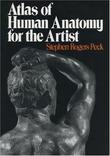 """Atlas of Human Anatomy for the Artist (Galaxy Books)"" av Stephen Rogers Peck"