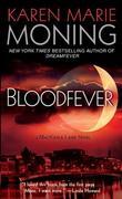 """""""Blood Fever"""" av Karen Marie Moning"""