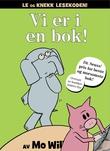 """""""Vi er i en bok!"""" av Mo Willems"""
