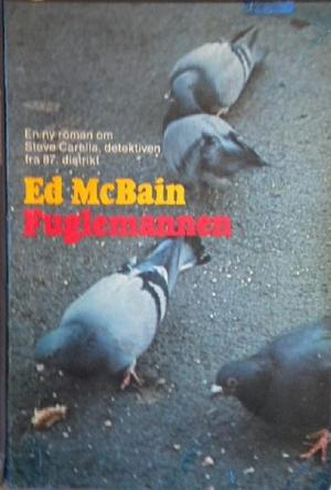"""""""Fuglemannen"""" av Ed McBain"""