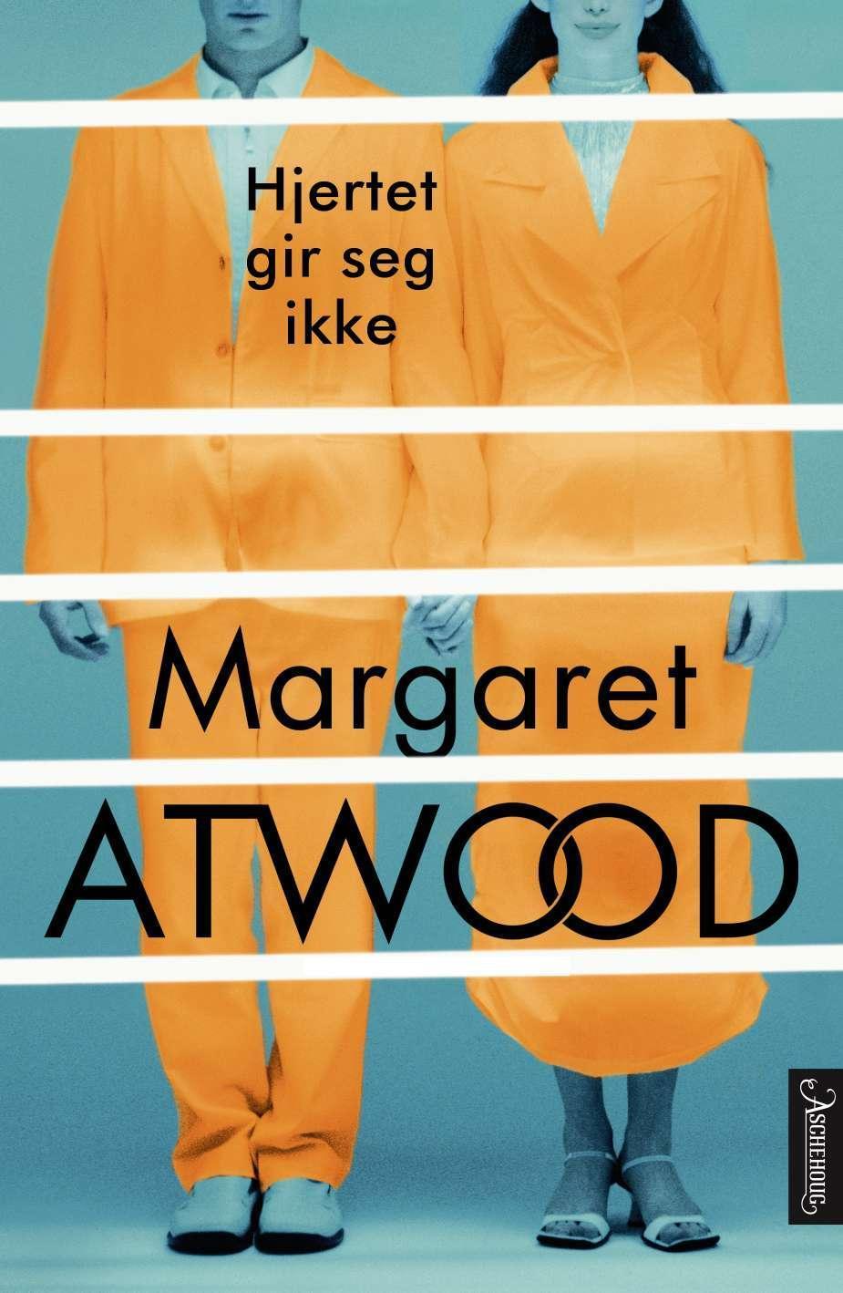 """""""Hjertet gir seg ikke"""" av Margaret Atwood"""