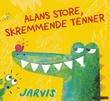 """""""Alans store, skremmende tenner"""" av Jarvis"""