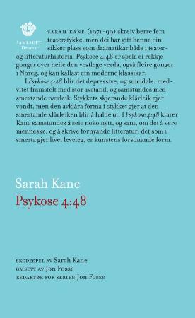 """Psykose 4.48"" av Sarah Kane"