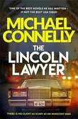 """""""The Lincoln lawyer"""" av Michael Connelly"""