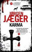 """""""Karma - kriminalroman"""" av Jørgen Jæger"""