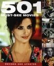 """""""501 must-see movies"""" av Emma Hill"""