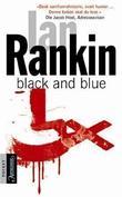 """""""Black and blue"""" av Ian Rankin"""
