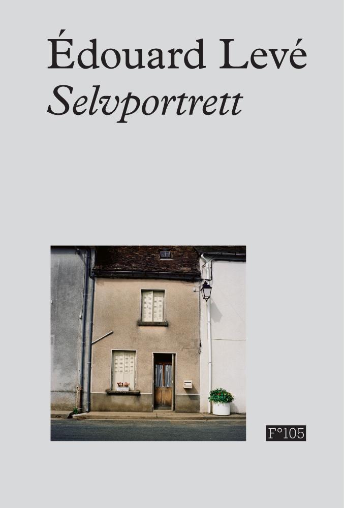 """""""Selvportrett"""" av Édouard Levé"""