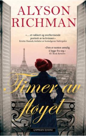 """Timer av fløyel"" av Alyson Richman"