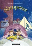 """""""Nattspioner"""" av Helena Bross"""