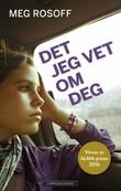 """""""Det jeg vet om deg"""" av Meg Rosoff"""