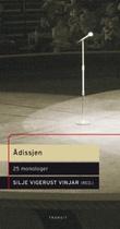 """""""Ådissjen - 25 monologer"""" av Silje Vigerust Vinjar"""