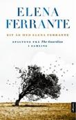 """""""Eit år med Elena Ferrante - spaltene frå The Guardian i samling"""" av Elena Ferrante"""