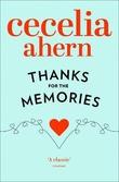 """""""Thanks for the memories"""" av Cecelia Ahern"""