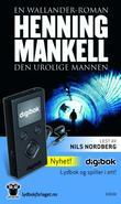 """""""Den urolige mannen - en Wallander-roman"""" av Henning Mankell"""