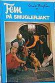 """""""Fem på smuglerjakt"""" av Enid Blyton"""