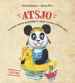 """""""Atsjo - verdens søteste pandabjørn (med verdens villeste nys)"""" av Neil Gaiman"""