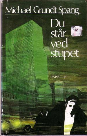 """""""Du står ved stupet"""" av Michael Grundt Spang"""