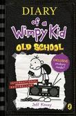 """""""Old school"""" av Jeff Kinney"""