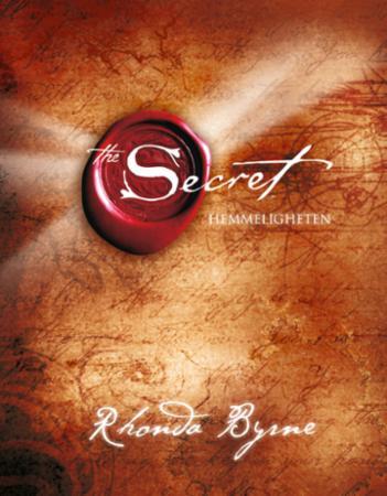 """""""Hemmeligheten - the secret"""" av Rhonda Byrne"""