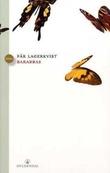 """""""Barabbas"""" av Pär Lagerkvist"""