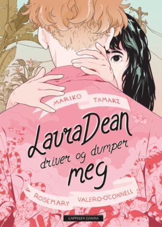 """""""Laura Dean driver og dumper meg"""" av Mariko Tamaki"""