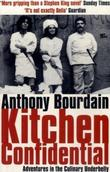 """Kitchen Confidential"" av Anthony Bourdain"