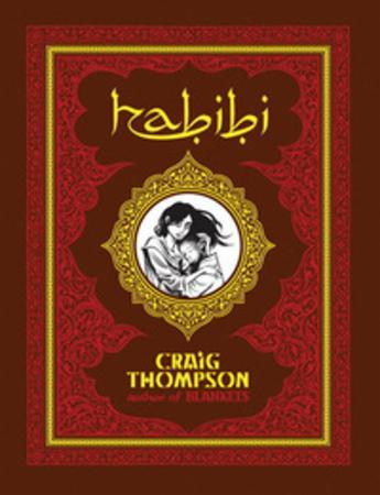 """Habibi"" av Craig Thompson"