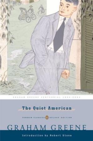"""The quiet American"" av Graham Greene"
