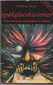 """""""Verdens beste spøkelseshistorier. Nr. 4"""" av Terje Wanberg"""