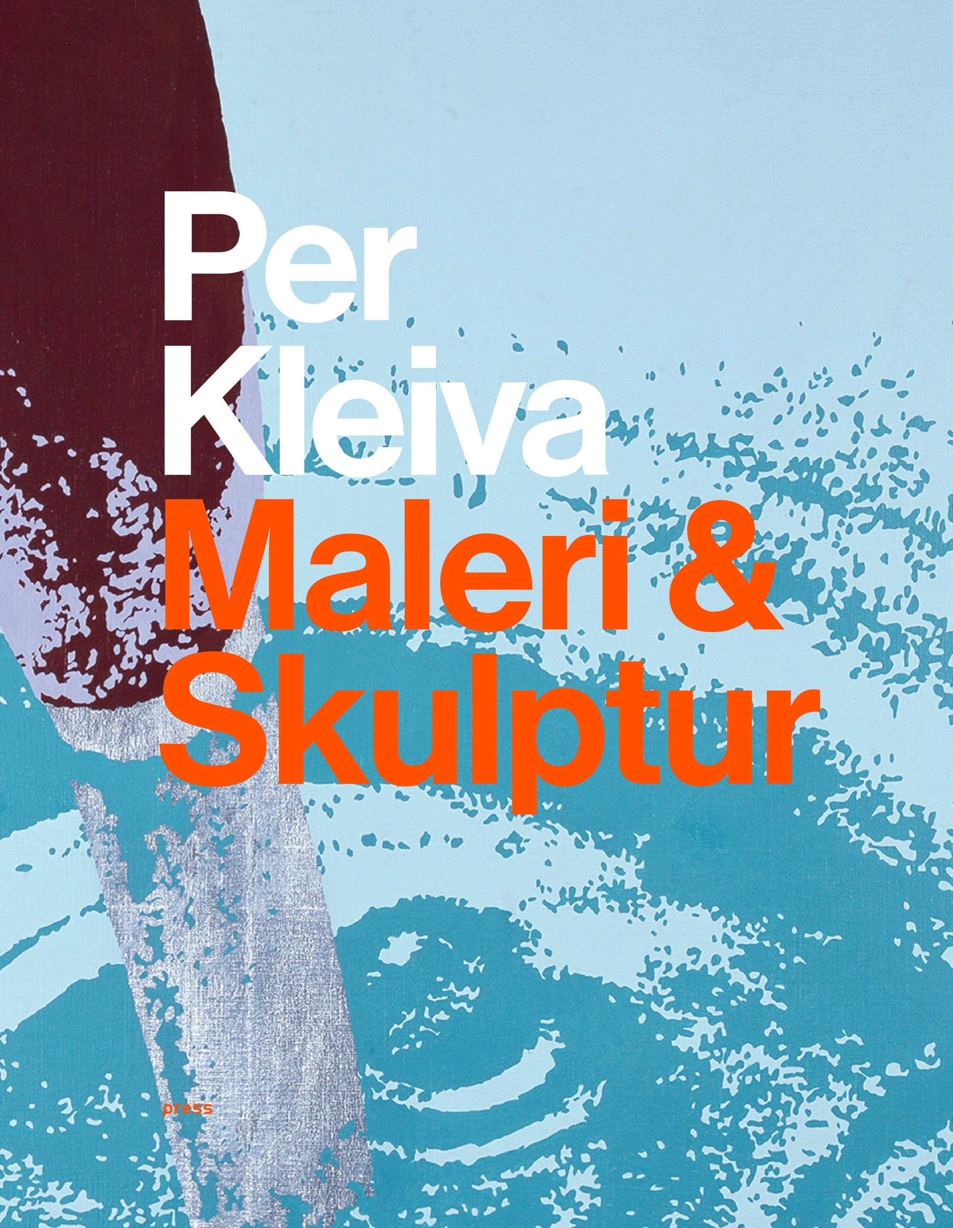"""""""Per Kleiva - maleri & skulptur"""" av Per Kleiva"""