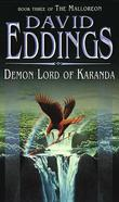"""Demon lord of Karanda - book three of the Malloreon"" av David Eddings"