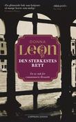 """""""Den sterkestes rett - en ny sak for commissario Brunetti"""" av Donna Leon"""