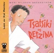 """Tsatsiki og Retzina"" av Moni Nilsson-Brännström"