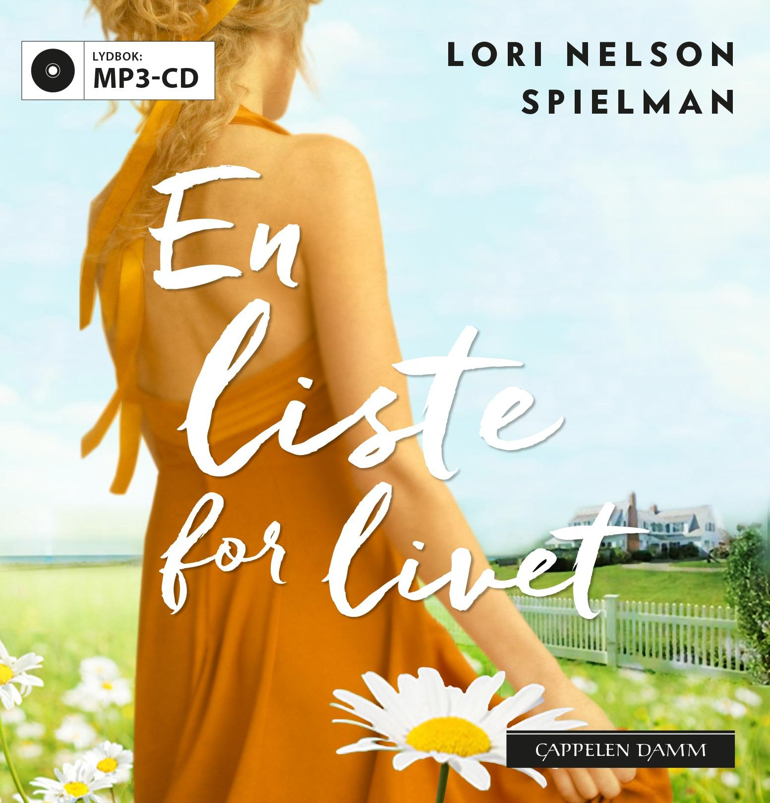 """""""En liste for livet"""" av Lori Nelson Spielman"""