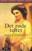"""""""Det røde teltet"""" av Anita Diamant"""