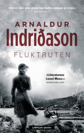 """""""Fluktruten"""" av Arnaldur Indridason"""