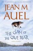 """The clan of the cave bear - earth's children 1"" av Jean M. Auel"
