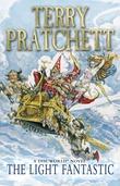 """The light fantastic a sequel to The colour of magic"" av Terry Pratchett"