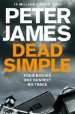 """Dead simple"" av Peter James"