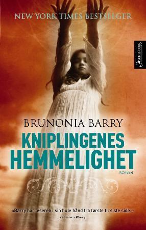 """""""Kniplingenes hemmelighet"""" av Brunonia Barry"""