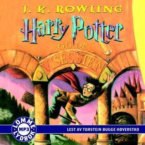 """""""Harry Potter og de vises stein"""" av J.K. Rowling"""