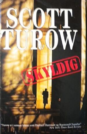 """""""Skyldig"""" av Scott Turow"""