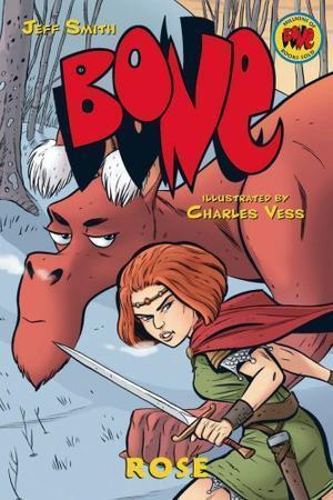 """""""Bone Prequel - Rose"""" av Jeff Smith"""