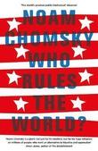 """""""Who rules the world?"""" av Noam Chomsky"""
