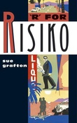 """R for risiko"" av Sue Grafton"