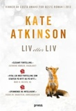 """""""Liv etter liv"""" av Kate Atkinson"""