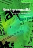 """""""Norsk grammatikk - norsk som andrespråk"""" av Kirsti Mac Donald"""