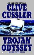 """""""Trojan odyssey"""" av Clive Cussler"""