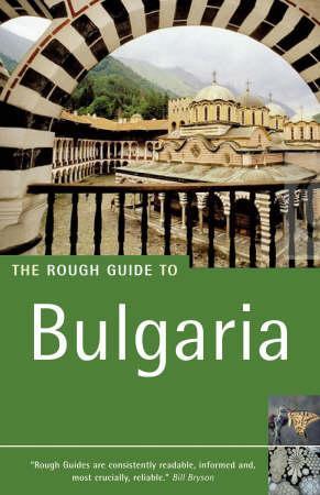 """The rough guide to Bulgaria"" av Jonathan Bousfield"